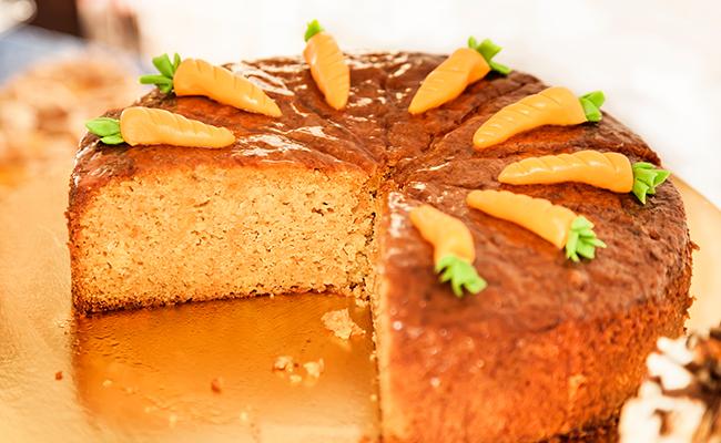 Österreich Küche Rezepte   Karottentorte Weight Watchers Osterreich